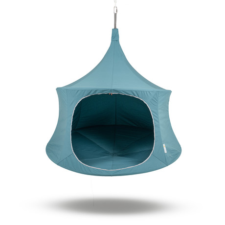 TreePod Lounger Complete Package // Slate Blue (Without Stand)
