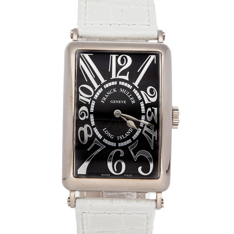 Franck Muller Long Island Automatic // 1200 SC // Pre-Owned