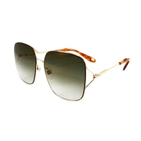 Women's GV7004S Sunglasses // Gold + Copper