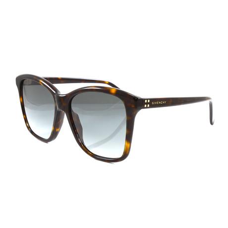 Women's GV7108S Sunglasses // Dark Havana