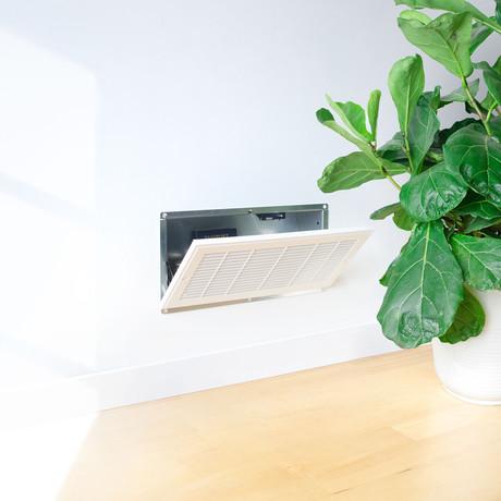 QuickVent // Wall Safe Bluetooth