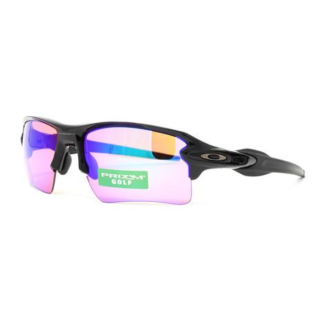 Men's Flak 2.0 XL OO9188 Sunglasses // 59mm // Polished Black