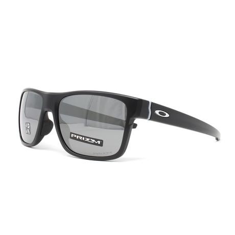 Men's OO9371 Polarized Sunglasses // Matte Black