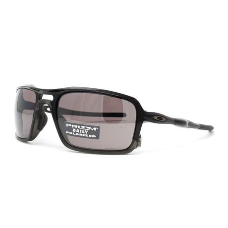 Men's Triggerman OO9266 Polarized Sunglasses // 59mm // Polished Black