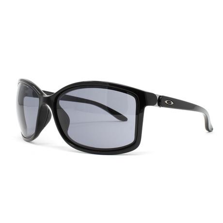 Women's Step Up OO9292 Sunglasses // 62mm // Polished Black