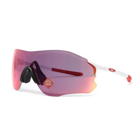 Men's EVZero Path OO9308 Sunglasses // 38 mm // Matte White