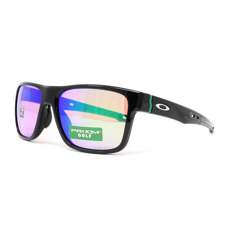 Men's Crossrange OO9361 Sunglasses // 57mm // Polished Black