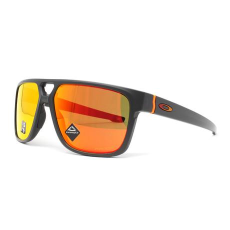 Men's Crossrange Patch OO9382 Sunglasses // Matte Carbon