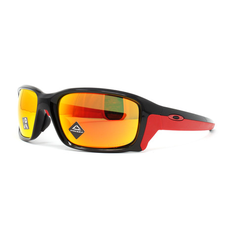Men's Straightlink OO9336Sunglasses // Polished Black