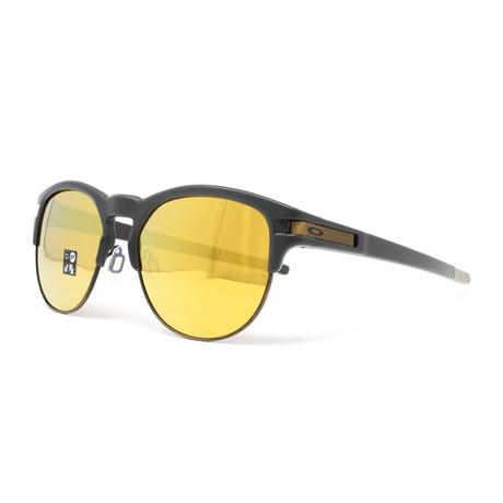 Men's Latch Key OO9394 Sunglasses // 55mm // Matte Carbon