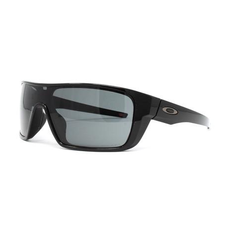 Men's Straightback OO9411 Sunglasses // 27mm // Polished Black