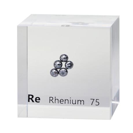 Lucite Cube // Rhenium