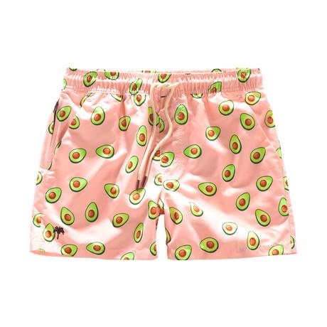 Avocado // Pink (Small)