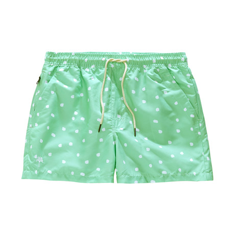 Minty Dot // Green (Small)
