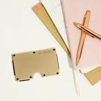 Antimicrobial Copper Wallet