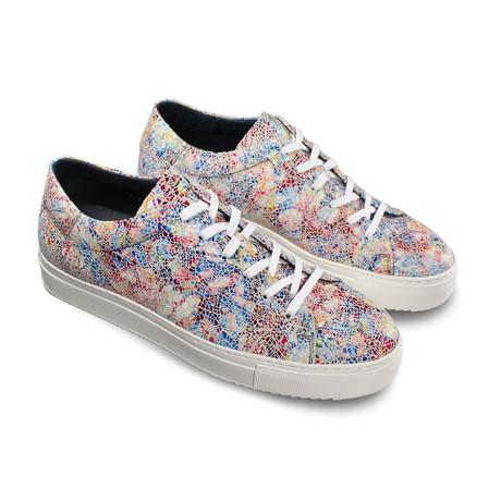 Barcelona Sneaker // Multicolor (Euro: 39)