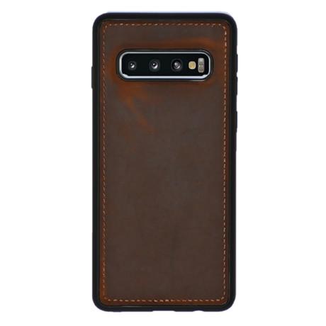 Inner Samsung Case // Brown (Samsung S10)