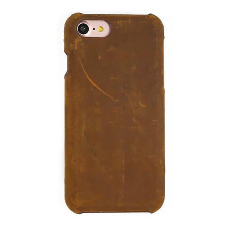 Inner iPhone Case // Brown (iPhone 11)