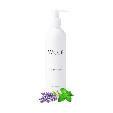 Conditioner (Peppermint Lavender)