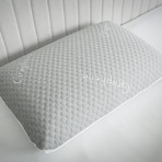 CarbonIce Pillow // 7-in-1 Bacteria Protection Cooling Pillow