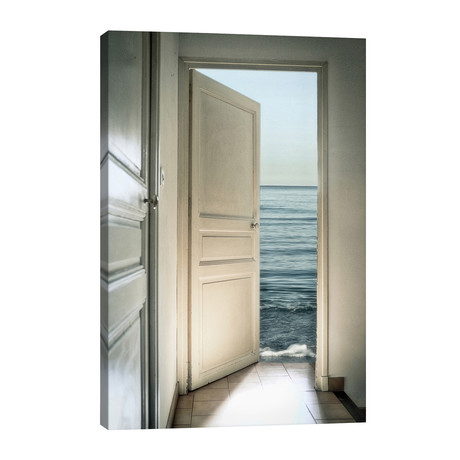 Behind The Door // Christian Marcel