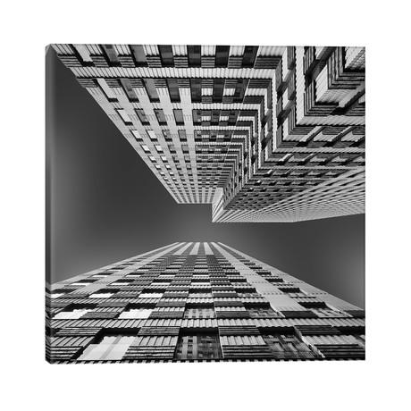 "Symphony // Jeroen van de Wiel (26""W x 26""H x 1.5""D)"