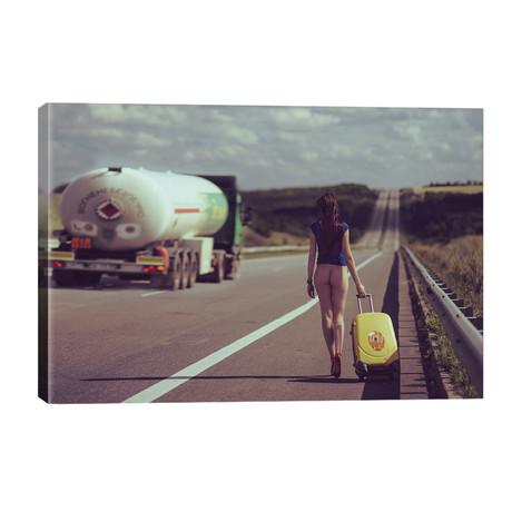 The Road.... // Anri Croizet