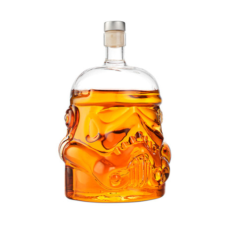Storm Trooper Whiskey Decanter