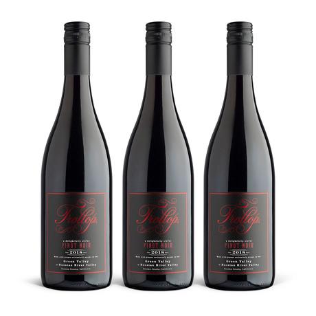2018 Trollop Pinot Noir // Set of 3