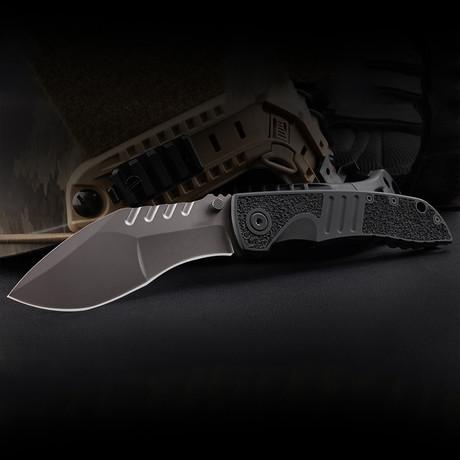 Bull Folded Blade