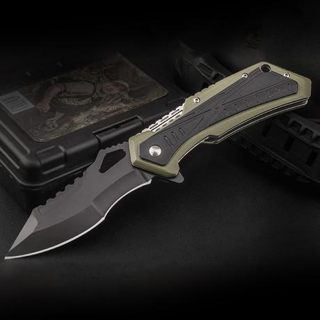 SMF Folded Blade