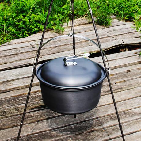 2 Layered Cooking Pot