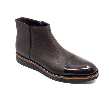 Winston Dress Boot // Brown (Euro: 37)