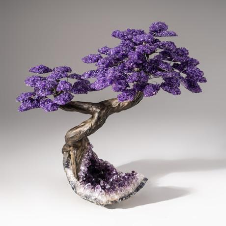 The Protection Tree // Amethyst Tree + Amethyst Matrix // Custom v.1