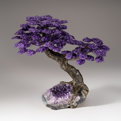 The Protection Tree // Amethyst Tree + Amethyst Matrix // Custom v.2