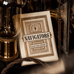 Navigator Playing Cards // Set of 2