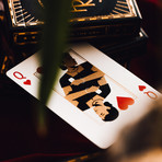 Hollywood Roosevelt Playing Cards // Set of 2