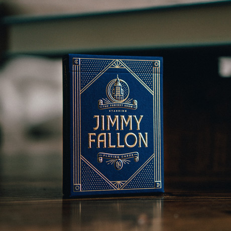 Jimmy Fallon Playing Cards // Set of 2