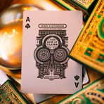 High Victorian Playing Cards // Set of 2