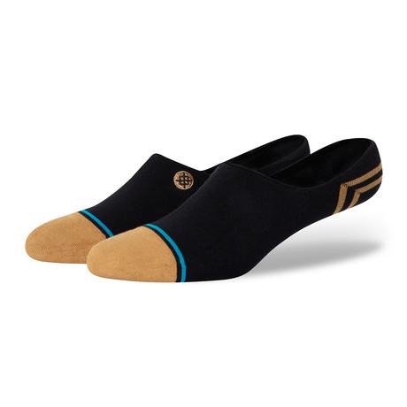 Gamut 2 Socks // Black // 6-Pack (M)
