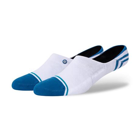 Gamut 2 Socks // White // 6-Pack (M)