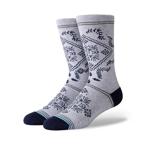 Bandero Socks // Gray (M)