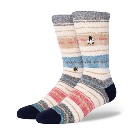 Illio Butter Blend Socks // Multicolor (M)
