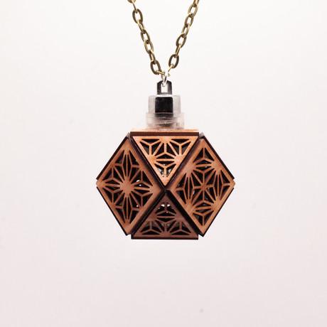 The Sacred Cube // Mahogany Wood