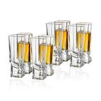 Carre Shot Glasses // 1.8 oz // Set of 8