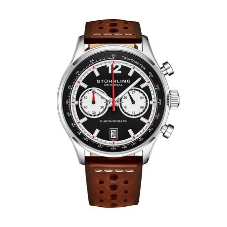 Stuhrling Original Monaco Chronograph Quartz // 933.02