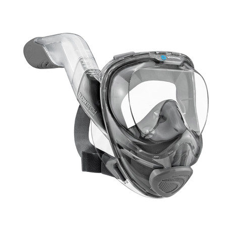 Seaview 180 V2 Snorkel Mask // Stealth (Small)