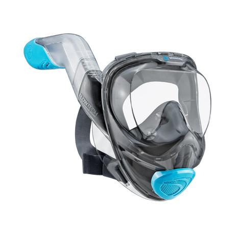 Seaview 180 V2 Snorkel Mask // Sky (Large)