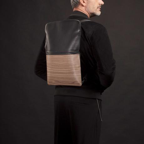 Man Bag // Walnut