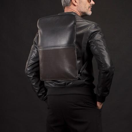 Man Bag // Black